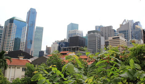 Singapore is encouraging data center operators in the country to build green