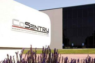 Cosentry data center in Sioux Falls