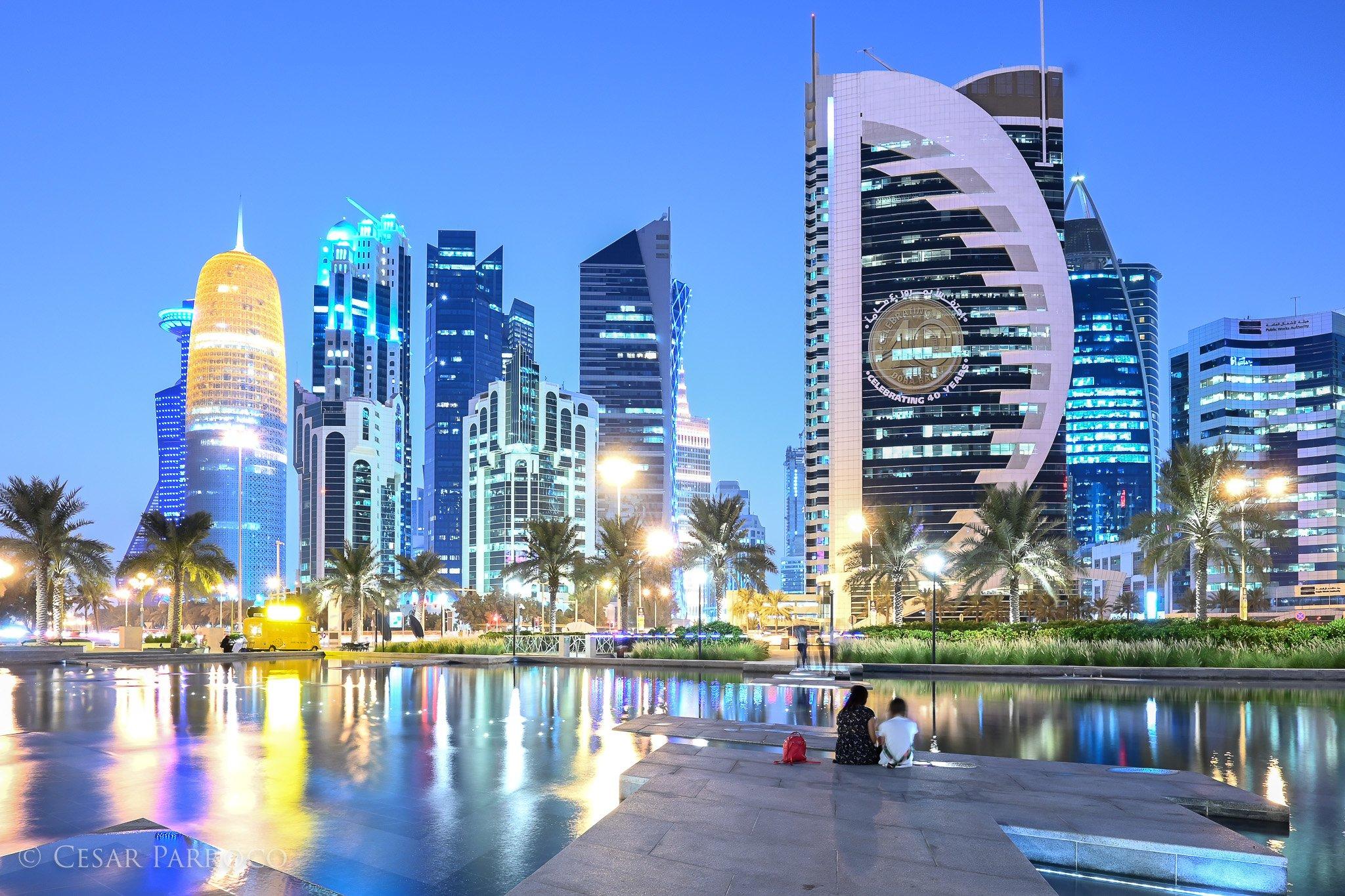 Google data center in Qatar - Cover Image