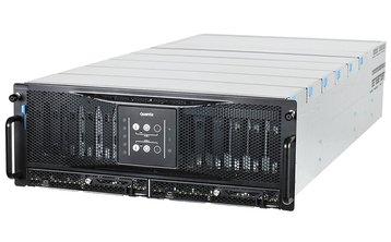 QuantaPlex T21P-4U front view