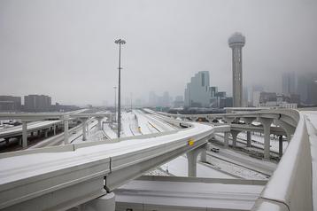 Storm Uri in Texas