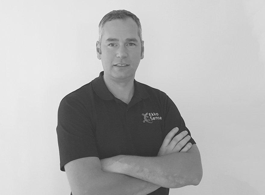 Stu Redshaw, EkkoSense CTO