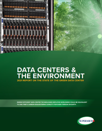 Supermicro Data Centers & the Environment Report 2021 Cover.png