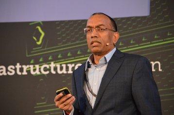 Suresh Kumar at DCD Zettastructure