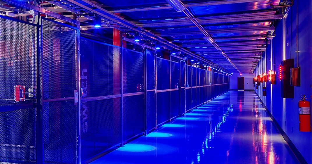 Switch Is Planning A Massive Data Center Campus In Atlanta