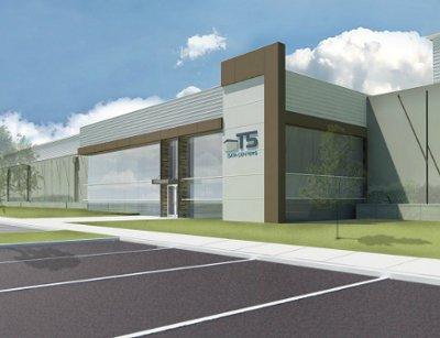 T5's Hillsboro, Oregon, data center