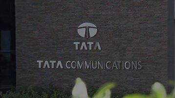 Tata Communications - exterior of Tier 3 data center in Bangalore