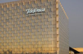 Telefonica's new business campus in Spain