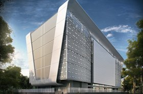 Artist impression of the Telin-3 data center
