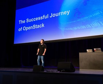 Bower Liu, Chief Architect, TStack Cloud, Tencent