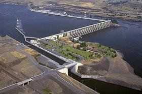 the dalles dam wikipedia lead