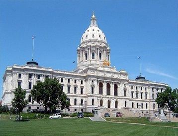 The Minnesota State Capital