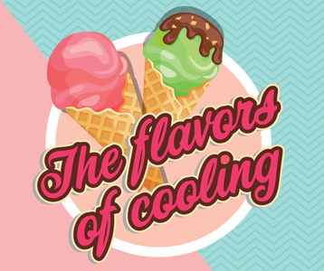 The flavors of cooling