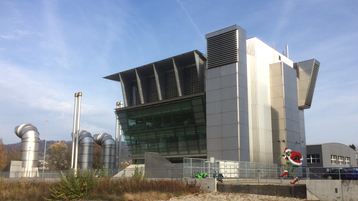 The Greench data center