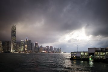Hong Kong storm outage breach