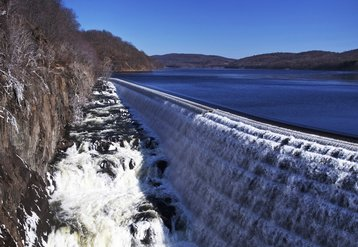 New York dam