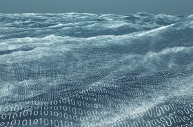 Data flood DDOS attack data big data
