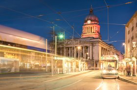 Demand for data centers in Nottingham is high, according to Space sales director Gary Digva