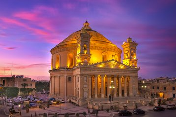 Mosta Dome, Malta