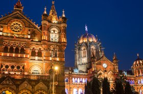 Chatrapati Shivaji terminus, Mumbai