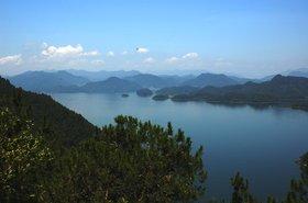 thousand island lake wikimedia