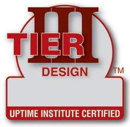 Tier III design badge
