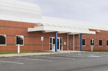 TierPoint data center in Allentown, Pennsylvania