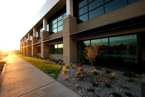 TierPoint data center in Spokane, Washington
