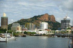 Townsville CBD, Australia