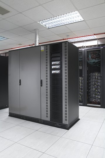UPS in a data center