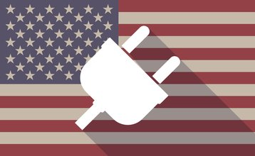 us american power flag electricity thinkstock photos blablo101