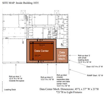 USAF RAF Building 1035