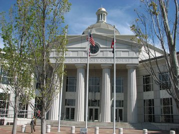Douglasville County Courthouse