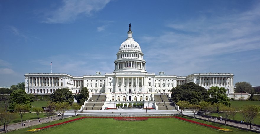 US Capitol building. Image courtesy of the Creative Commons and Ottojula