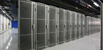 university of cambridge data center 60 cabinet low density data hall