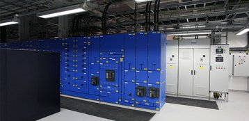 university of cambridge data center modular ups