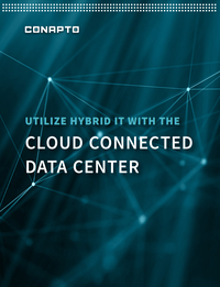 Utilize hybrid IT with the cloud connected data center WP Cover.png