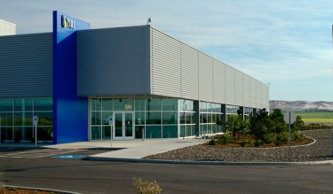 Vantage's first data center in Quincy, Washington