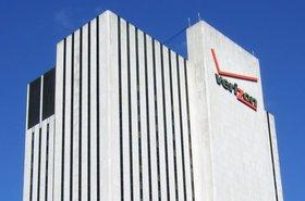 The Verizon Building in Brooklyn, New York