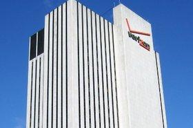 Verizon building in New York City