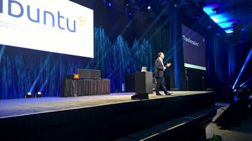 Mark Shuttleworth Ubuntu at Open Compute Summit 2015