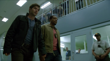 Wapato jail in the Grimm TV show