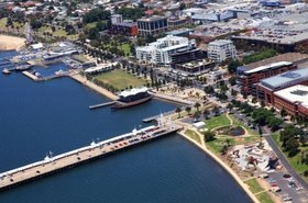 Waterfront campus, Deakin University, Geelong, Australia