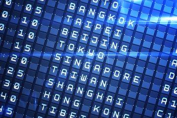 Asia Pacific destinations