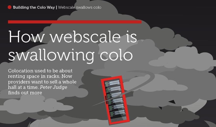 Webscale Swallow Colo