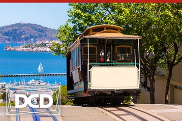 DCD Returns to San Francisco June 26