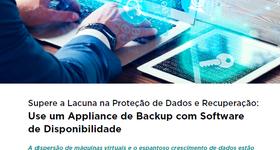 Supere a Lacuna na Proteção de Dados e Recuperação