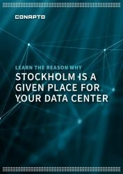 Why Stockholm is a given place for your data center