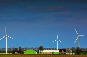 Wieringermeer wind farm