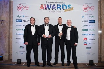 winner sustainable data center